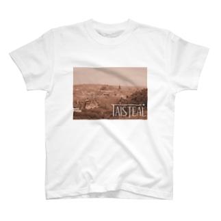 スコットランド1-taisteal-タシテル- T-shirts