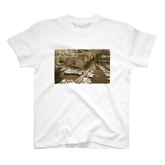 モナコ1-taisteal-タシテル- T-shirts
