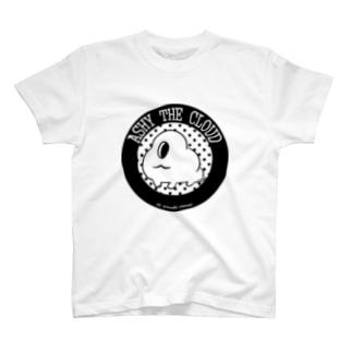 雲あしぃ T-shirts