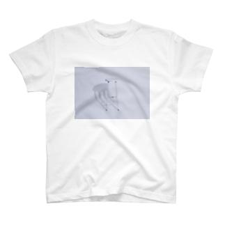 paesaggio mentale 心象風景 椅子2 T-shirts