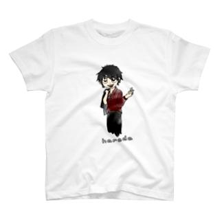 神谷Tシャツ  T-Shirt