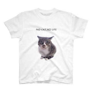 NO CAT,NO LIFE2 T-shirts