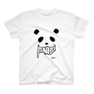 よだれパンダ T-shirts