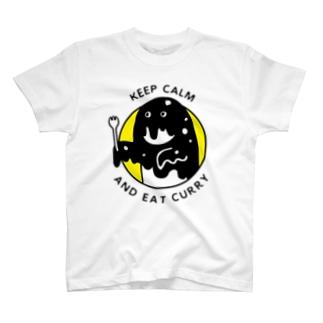 かれーおばけ T-shirts
