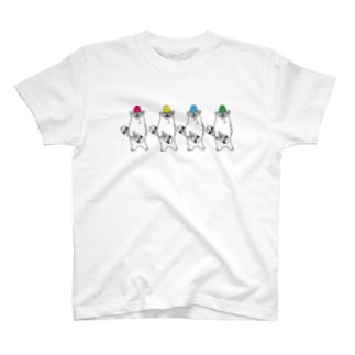SHAKE or DIE Tシャツ