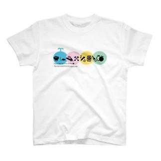 京橋かい T-shirts