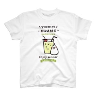 オカメとレモネード T-shirts
