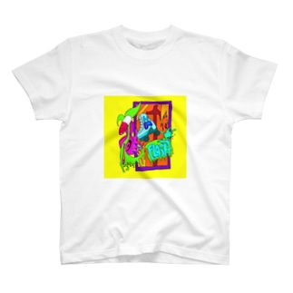 アンダーグラウンドな世界 T-shirts