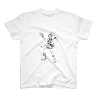 コックさん T-shirts