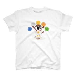 競技 おしゃべり T-shirts