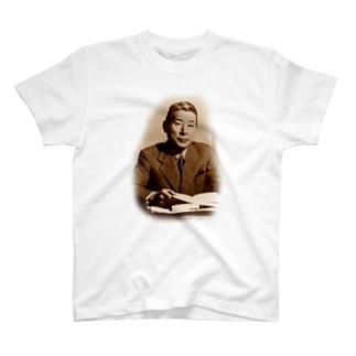 杉原千畝sugiharachiune_main T-shirts