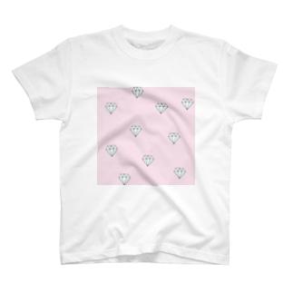 ピンクダイヤモンド T-shirts