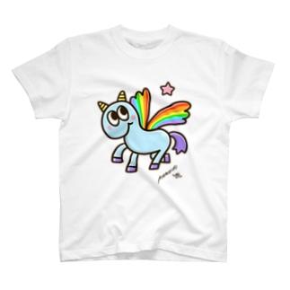 まじっくほーす T-shirts