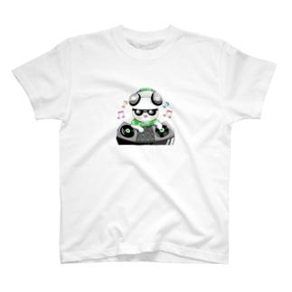 シロクマDJのしろくまDJクリアブック T-Shirt