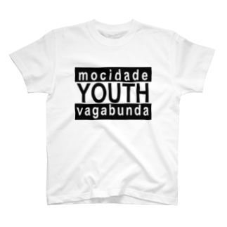 your mvのYOUTH_BK Tシャツ