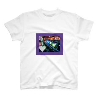 gamecenter@@ T-shirts