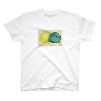 あおちゃんときいろくん T-shirts