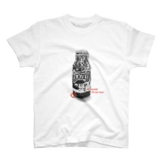 【段ボール業界T】段つぶしどうぐ Tシャツ