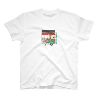 FOOD CART T-shirts