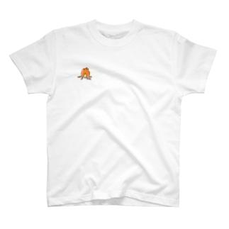 たき火だけ T-shirts