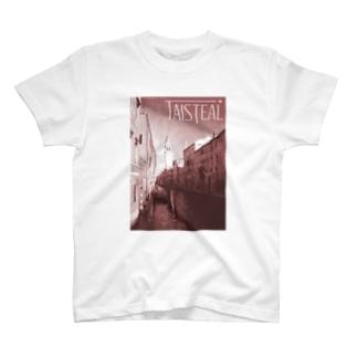 イタリア1-taisteal-タシテル- T-shirts