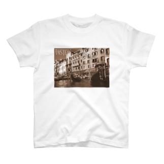 イタリア2-taisteal-タシテル- T-shirts