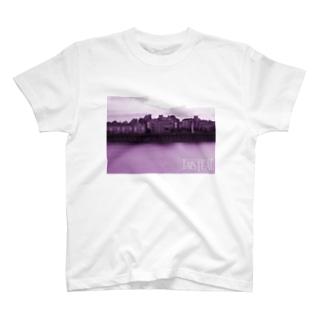 イングランド2-taisteal-タシテル- T-shirts