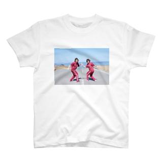 じゃーん丁シャツ T-shirts