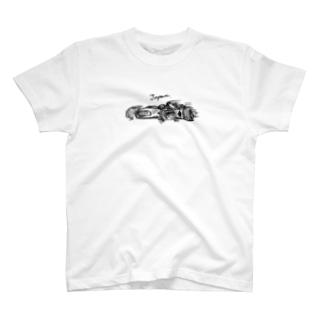 japan racing T-shirts