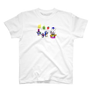 SENWARAUSASUPERのかき氷屋さんだじょ☆ T-shirts