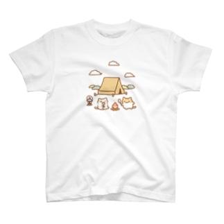 キャンプキャット T-Shirt