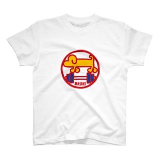 パ紋No.3004 MASAKI  T-shirts