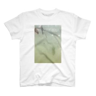 シン・ウミノナカミチTシャツ T-shirts