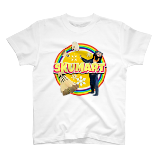 ハルコの心無きラクガキのお店のスクマート T-shirts