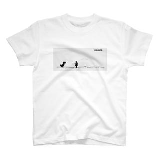 つながらないから T-shirts