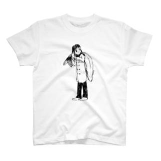 みなはむのさかな T-shirts