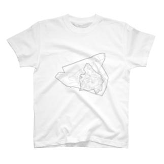 ティッシュとホイル T-shirts