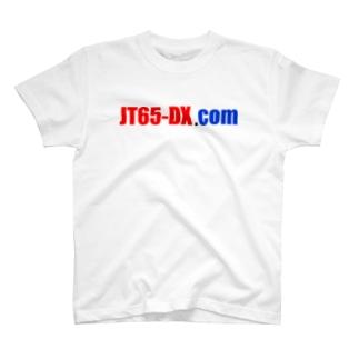 JT65-DX.com 公式Goods T-shirts