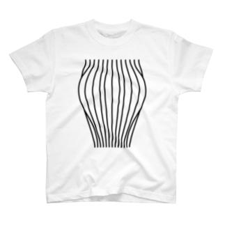 胸が大きくなるTシャツ T-shirts