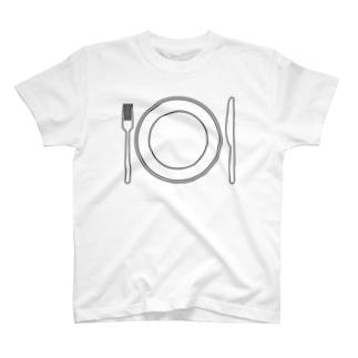 テーブルセット T-shirts