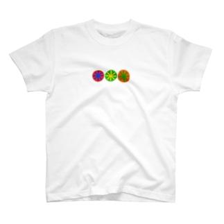 れとろな柄 T-Shirt