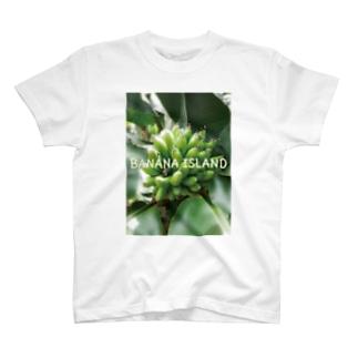 BANANA ISLAND T-shirts