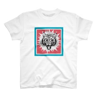 虎ちゃんやで!!! T-shirts