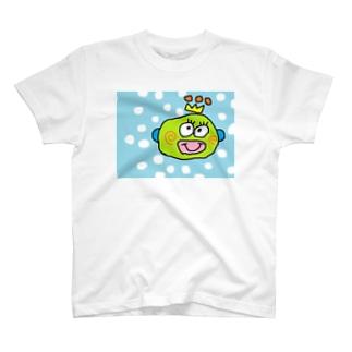 水玉るるんかるん T-shirts