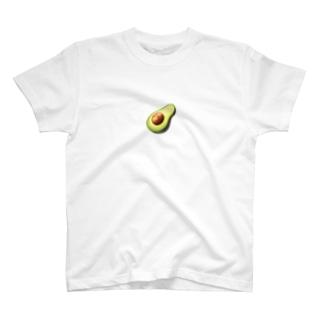 ベストフレンドアボカド T-shirts