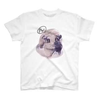 トテトテ-ミルキー T-shirts
