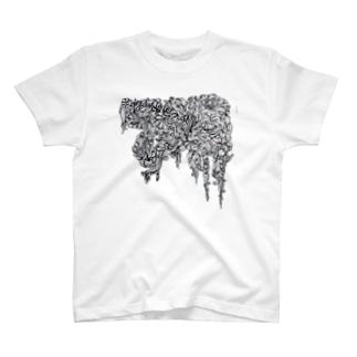 思考の形 T-shirts