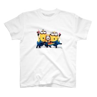 ミニオンズ T-shirts