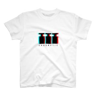 CHROMATIC T-shirts