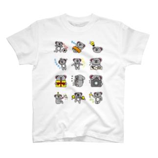 生活編-koaland-コアランド- T-shirts